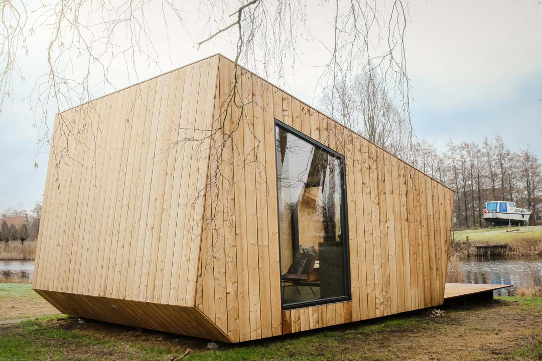 vakantie-friesland-vakantiepark-Ljeppershiem-tiny house-De-Pols-03