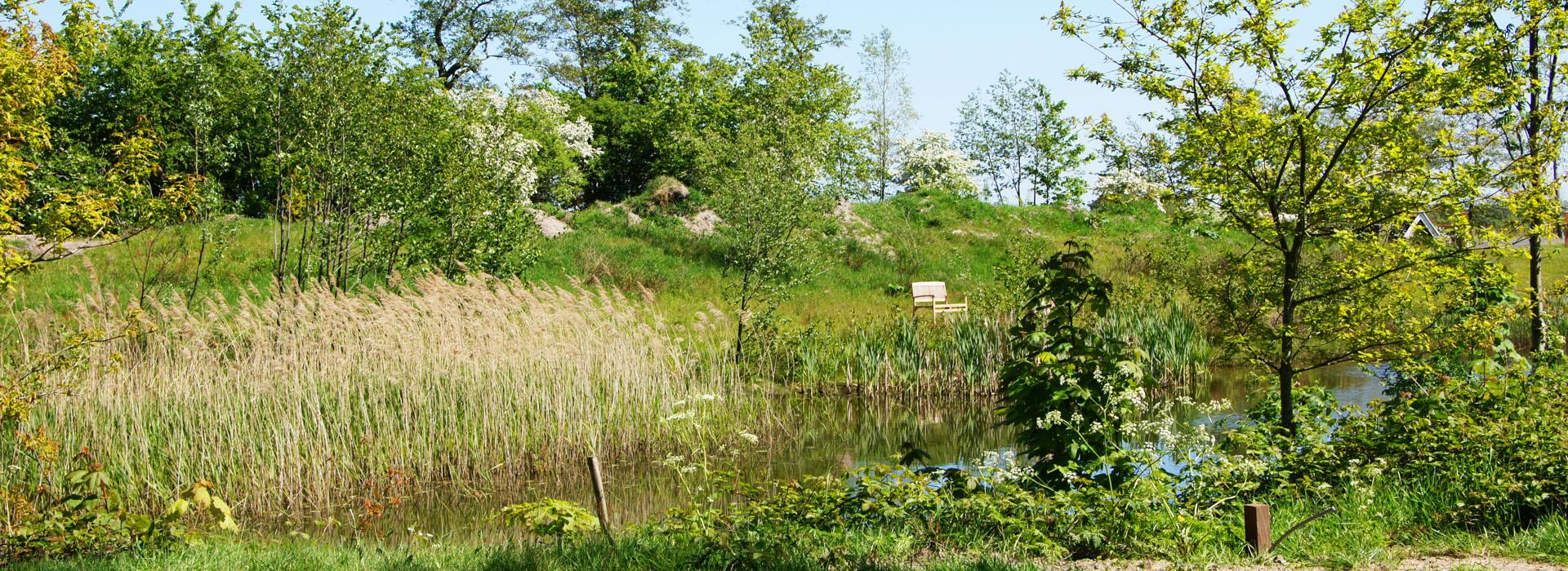 vakantie - friesland - vakantiepark - Ljeppershiem - tiny house-1