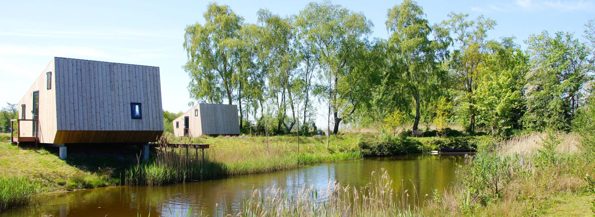 vakantie - friesland - vakantiepark - Ljeppershiem - tiny house