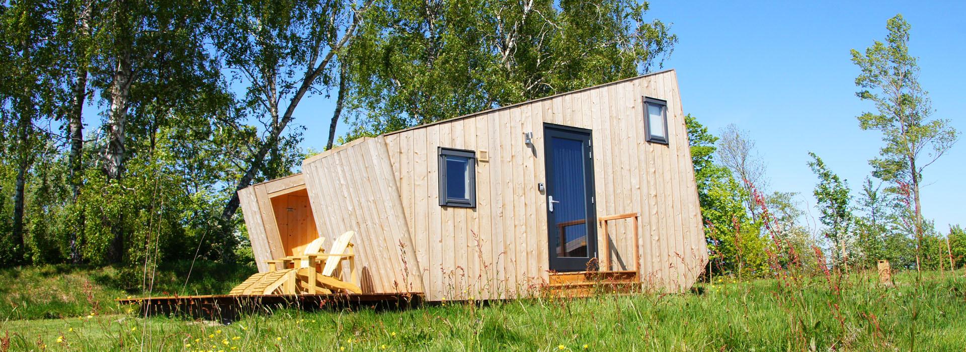 vakantiehuis-friesland - vakantiepark-Ljeppershiem-tiny house