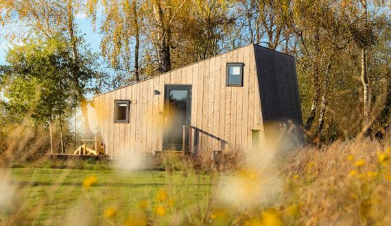 vakantie - friesland - vakantiepark - Ljeppershiem - tiny house-4