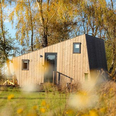 vakantie - friesland - vakantiepark - Ljeppershiem - tiny house-6