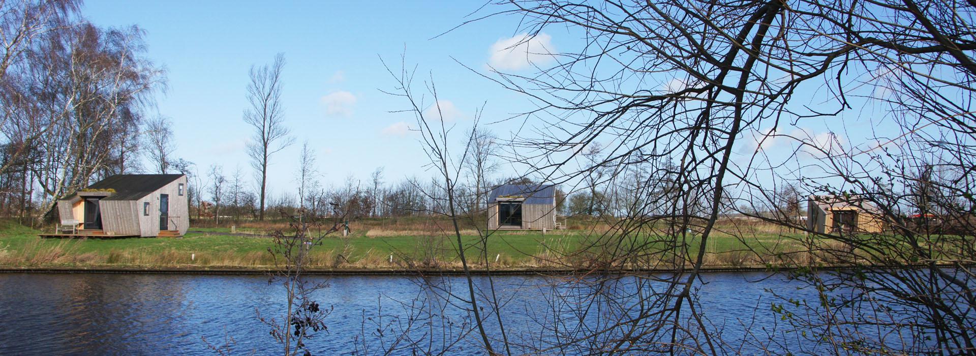 vakantie - friesland - vakantiepark - Ljeppershiem - tiny house-3